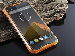 Blackview BV5000 Smartphone - IP67, 4G, MTK6735P Quad Core C