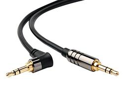 BlueRigger 3.5mm Auxillary Stereo Audio Cable  - 6 Feet  –