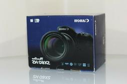 Canon Powershot SX60 16.1MP Digital Camera 65x Optical Zoom