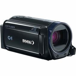 Canon - Vixia Hf R600 Hd Flash Memory Camcorder - Black
