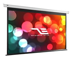 Elite Screens Spectrum, 84-inch Diag 4:3, Electric Motorized