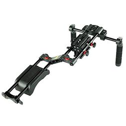 FILMCITY DSLR Camera Shoulder Mount Support  Camera Shoulder