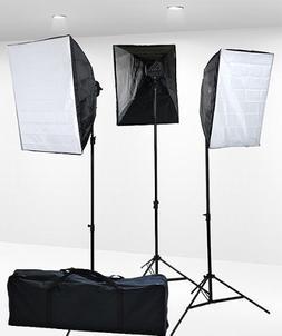Fancierstudio Lighting kit Professional Digital Video lighti
