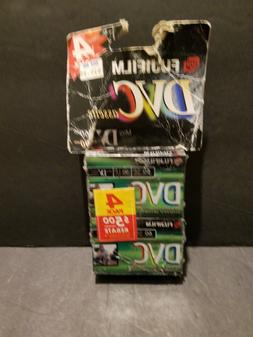 Fuji 4 Pack 60-Minute MiniDV Tapes