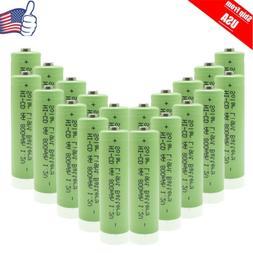 GEILIENERGY AA Size NICD AA 600mAh 1.2V Rechargeable Batteri
