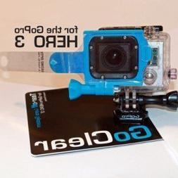 GoClear, Tear-off Lens System for the GoPro Hero3