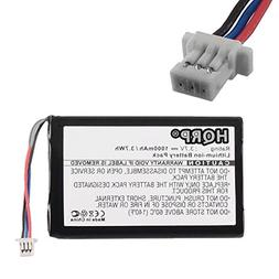 HQRP Battery for Flip MinoHD 1st Generation Video Camera F46