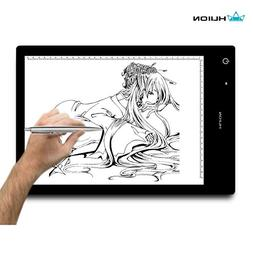 Huion A4 Tracing Light Box AC Powered with Adjustable Light