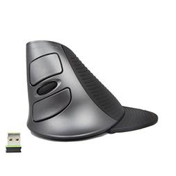 J-Tech Digital Scroll Endurance Wireless Mouse Ergonomic Ver
