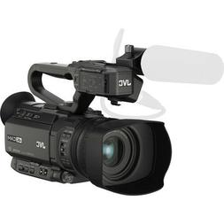JVC GY-HM200U Ultra 4K HD 4KCAM Professional Camcorder & Top