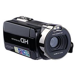 """KINGEAR HDV-312 24MP HD 1080P 2.7"""" LCD Scrren Digital Video"""