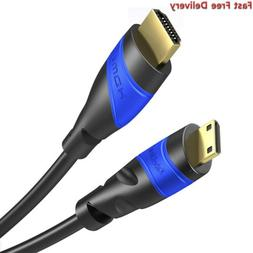 KabelDirekt  Mini HDMI to HDMI Cable  - FLEX Series