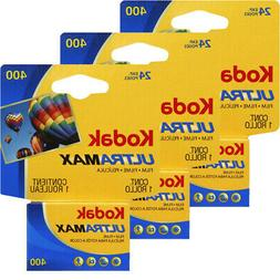 Kodak Kodacolor Gold 400 GC Color Negative Film ISO 400, 35m