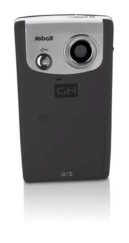 Kodak Zi6 Pocket Video Black Camera