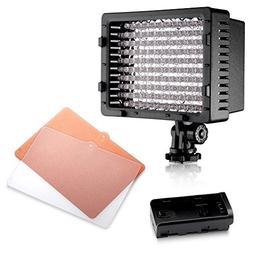 LED CN-126 Video Light for Camera or Digital Video Camcorder