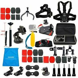 Lifelimit Accessories Starter Kit For Gopro Hero 7/6/Fusion/