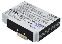 Replacement Battery for Cisco Flip Ultra HD, Flip Video, Fli