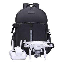 Lykus DBP-100U Water Resistant Travel Backpack for DJI Phant