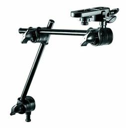 Manfrotto 196B-2 143BKT 2-Section Single Articulated Arm wit