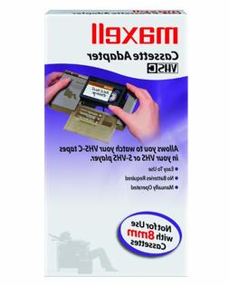 Maxell Cassette VHS-C Adapter