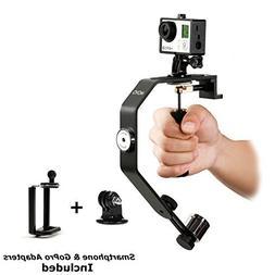 Movo Handheld Video Stabilizer System for GoPro HERO, HERO2,