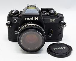 NIkon FG with Nikon 50mm f/1.8 Lens Series