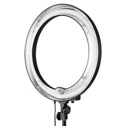 "Neewer 18""Outer 14""Inner Un-dimmable Fluorescent Ring Light"