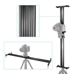 Neewer 32 inches/80 centimeters Aluminum Alloy Camera Track