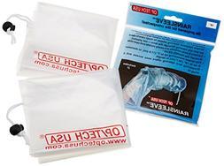 OP/TECH USA 9001132 Rainsleeve - Original, 2-Pack
