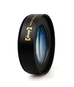 Opteka Achromatic 10x Diopter Close-Up Macro Lens for Canon
