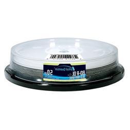 Optical Quantum OQBDRDL06LT-10 6X 50 GB BD-R DL Blu-Ray Doub