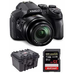 PANASONIC LUMIX GH4 Body 4K Mirrorless Camera, 16 Megapixels