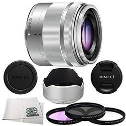 Panasonic 35-100mm f/4-5.6 Interchangeable Zoom Lens   + 4 P