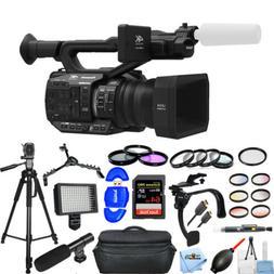 Panasonic AG-UX90 4K/HD Professional Camcorder PAL 64GB Filt
