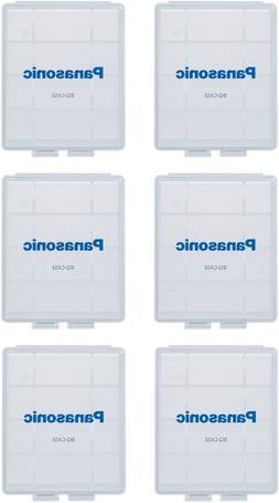 Panasonic BQ-CASE6SA Battery Storage Cases