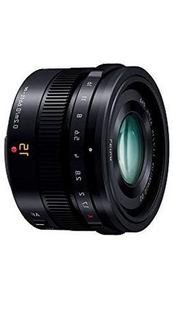 Panasonic LUMIX G LEICA DG SUMMILUX 15mm / F1.7 ASPH. H-X015