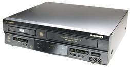 Panasonic PV-D4742 DVD-VCR Combo, Black