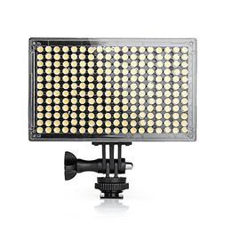 Pergear A216C AIR SWITCH Sensor LED Video Light Panel Dimmab