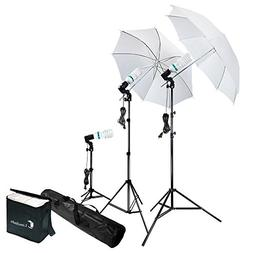 Photography Photo Portrait Studio 600W Day Light Umbrella Co