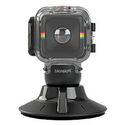 Polaroid CUBE Waterproof Case/Suction Mount