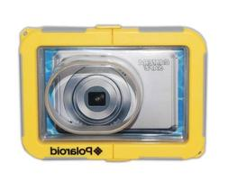 Polaroid PLWPCK18-8 Dive-Rated Waterproof Camera Housing for