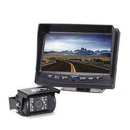 """Rear View Safety Backup Camera System with 7"""" Display  RVS-7"""