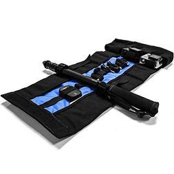 SANDMARC Armor Bag - Portable Roll-Up Case  for GoPro Hero 6