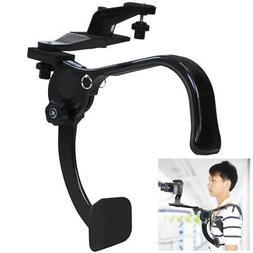 AGPtek Hands Free Shoulder Mount Support Pad Stabilizer for