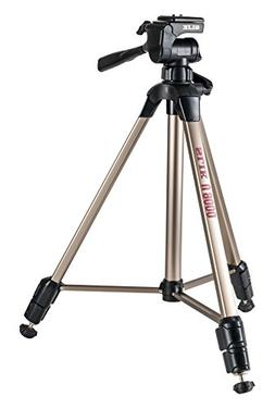 Slik U9000 Tripod with 3-Way Fluid-Effect Head and Built-In