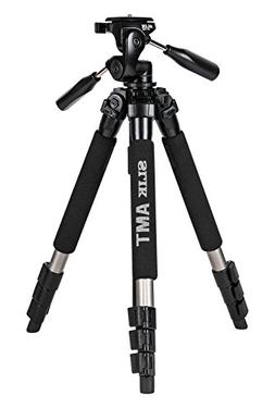 Slik PRO 340 DX Travel Tripod with 3-Way Pan Head