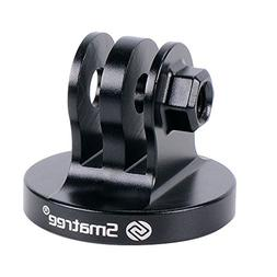 Smatree Aluminum Tripod Mount Adapter for GoPro Session, Her