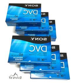 Sony DVM-60R 60-Minute DV Tape