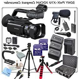 Sony PXW-X70 Professional XDCAM Compact Camcorder w/ CS Inte