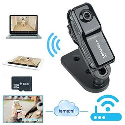 Toughsty™ 8GB Portable Wifi Hidden Camera Video Recorder M
